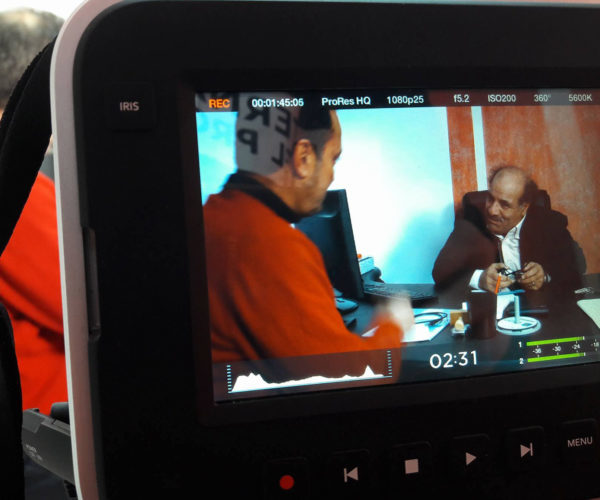 boite de production film tunisie