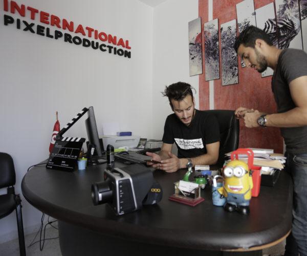 réalisation film documentaire tunisie