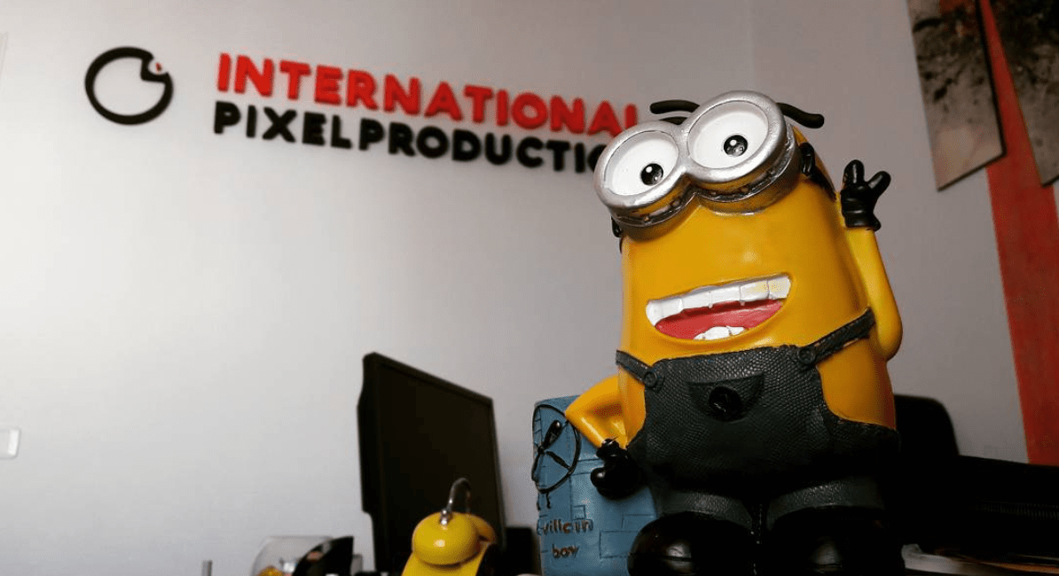 International Pixel Production mignon
