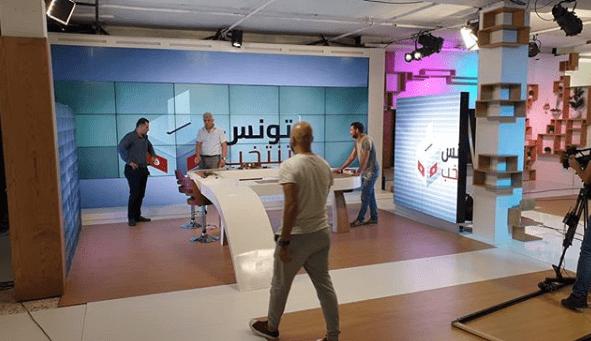 production vidéo en live tv Tunisie